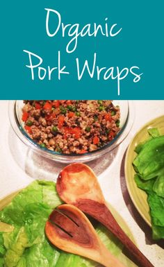 Organic Pork Wraps | Healthy Belly Happy Mind