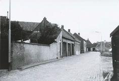 Molenbergstraat 6 en 8, garages