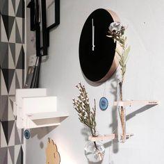 muoto2 Kiekko kello | Design Boulevardilta www.designboulevard.fi