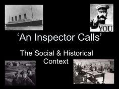 An Inspector Calls Revision Revision Tips, Gcse Revision, An Inspector Calls Revision, Gcse Drama, Student Exam, Gcse English Literature, Classroom Inspiration, Study Notes, Teaching English