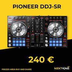 Pioneer Ddj, Smartwatch, Audio, Notebook, Stuff To Buy, Smart Watch, Notes, Notebooks, Exercise Book