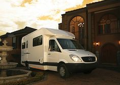 Considering a motorhome? Outdoor Life, Motorhome, Caravan, Recreational Vehicles, Outdoor Living, Rv, Motor Homes, Camper, The Great Outdoors