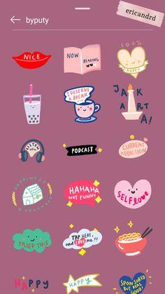 Instagram Blog, Instagram Emoji, Instagram Photo Editing, Fotos Do Instagram, Instagram And Snapchat, Instagram Quotes, Creative Instagram Stories, Instagram Story Ideas, Snapchat Stickers