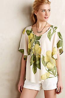 Nellore Blouse - anthropologie.com