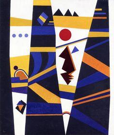 Binding - kandinsky, 1932