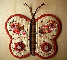 patchwork pot holder