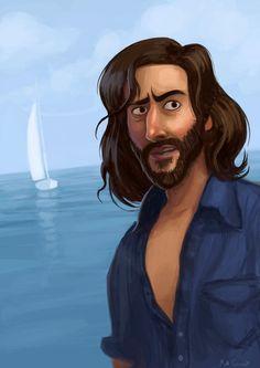 Desmond by Neanderthal-Jam.deviantart.com on @deviantART