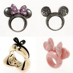 Disney rings