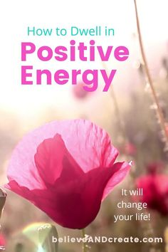 """On the surface, learning how to """"send positive energy"""" sounds like some sort of""""woo-woo"""" out-there thing. But it's not, because instinctively you already know that you can easily pick up on the positive energy (or negative energy) people are sending. Learn how to dwell in positive energy and experience the life-changing impact that will have for you. #positivity #positivevibes #postiviteenergy #moreenergy #personalgrowth"""