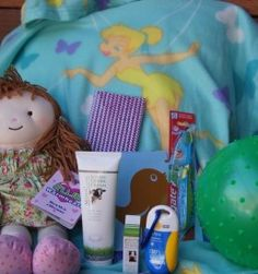 chemotherapy gift pack kids