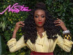 WEBSTA @ chescaleigh - Curls on FLEEK -- hair: @nappstar_nyc @nappstarrocks :@islandboiphotography: @grisellemua  stylist: @dapperafrika #locs #naturalhair