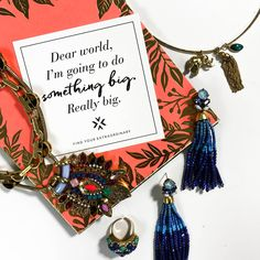 This year, say yes to new adventures! Join Stella & Dot today for a flexible business that fits into your life- whether you want to grow professionally or a side hustle, Stella & Dot is the place for you! #qotd #styleboss #sneakpeek www.stelladot.co.uk/camillalh