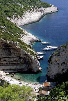 Vis, Croatia For year's I have been saying that the beaches of the former Yugoslavia are the most beautiful in the world