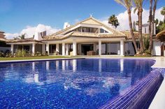Dream Villa Rental Marbella Spain Costa del Sol Pool Luxury www.bookmylifestyle.com