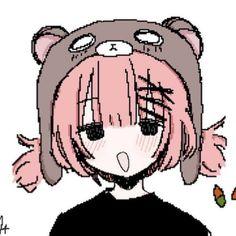 Cute Sketches, Cute Drawings, Art Inspiration Drawing, Art Inspo, Pretty Art, Cute Art, Aesthetic Anime, Aesthetic Art, Arte Emo