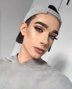 (FC: James Charles) Hey everybody! My name is James Charles and Im a famous Instagramer and hopeful beauty blogger on youtube. Due to my insta fame I became the first male covergirl! Anyway Im 17, gay and single. So Introduce!!