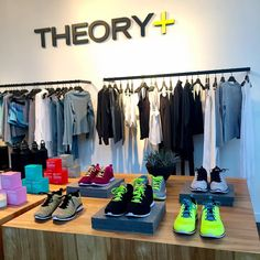 """724 Likes, 25 Comments - Athletic Propulsion Labs (@apl) on Instagram: """"APL is now available at our newest retail partner @Theory__"""""""