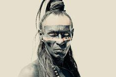 Mayan warrior - Yucatan, Mexico by Christopher