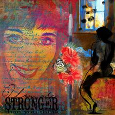 Scrapbooking, Layout, Painting, Art, Art Background, Page Layout, Painting Art, Kunst, Paintings