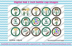 girl scout bottle cap images - Google Search