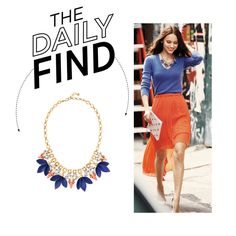 The Daily Find: Stella & Dot Melia Necklace by polyvore-editorial on Polyvore featuring Stella & Dot and DailyFind