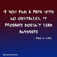 Frank A. Clark #crossfit #motivation #quotes