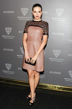 Camilla Belle - Gucci