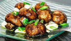 17 Day Diet Gal: Marinated Mushrooms (C1)