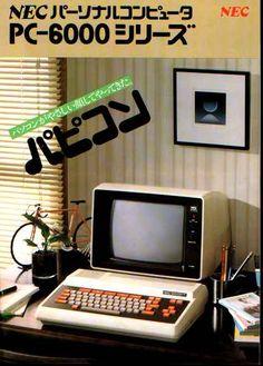 NEC PC-6001 (1981)