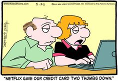 The Lockhorns strip for May 20, 2015