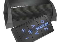 """Kicker PX-Series Amplified Controller with Bluetooth Selected as """"Nifty 50"""" Award Winner"""