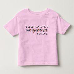 Budget Analysis Genius T Shirt, Hoodie Sweatshirt