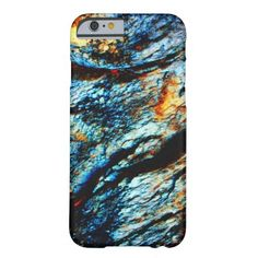 Turquoise Rock Case for iPhone 6