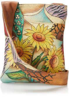 Anuschka 436 Shoulder Bag,Sunflower Safari,One Size Anuschka http://www.amazon.com/dp/B0076ZJTIQ/ref=cm_sw_r_pi_dp_zMIItb093F3QQZFX