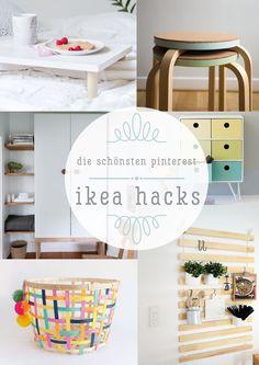 IKEA HACKS - Easy DIY projects -diy ideen zum nachmachen. ninotschka.net