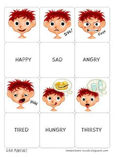 tempo libero: Memory english: adjectives - learning GO English Primary School, Learning English For Kids, English Lessons For Kids, Kids English, English Classroom, English Language Learning, Classroom Language, Teaching English, English Adjectives