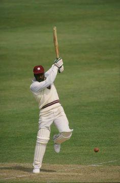 Sir Viv Richards.  Such a classy cricketer