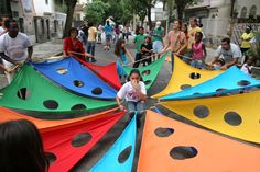 "Festa da Rua ""Folias da Grande Tijuca"", na Rua Carmela Durtra, na Tijuca, em 2006 - Fotos João Laet"