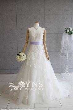 「 クラシックな気品が薫る4WAYドレス 」の画像 オーダーウェディングドレスのYNS WEDDING Ameba (アメーバ)