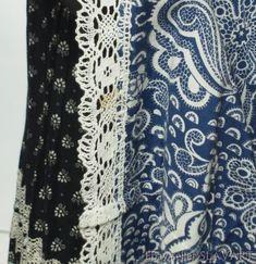 VINTAGE Czech folk costume Chodsko blue cotton paisey ethnic print retro Bohemia Folk Costume, Costumes, Ethnic Print, Alexander Mcqueen Scarf, Culture, Retro, Cotton, Blue, Vintage