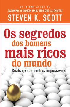 O autor, Steven K. Scott, mostra quais são as quinze estratégias e técnicas que podem ajudar qualquer pessoa a conquistar o sucesso não só na vida financeira e profissional, como também na dimensão pessoal.