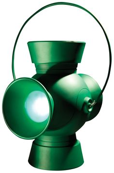 Green Lantern - Green Lantern Corps Power Battery With Ring 1:1 Scale Replica by DC Comics