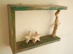 --Forest--Regal aus Palett- und Treibholz von Zen-Art auf DaWanda.com