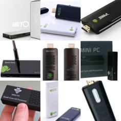 Android Mini PC - get android on your tv! - After spending days researching on them, I didn't buy any of them because of their poor reliability. I will be the first one to buy if any reliable product comes out. Just imaging being able to Skype, play games, browse net, use android apps - all on your non-smart tv!!