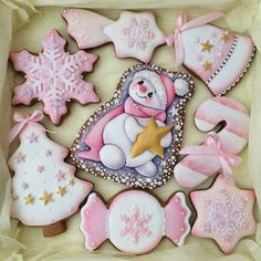 Super Ideas Cupcakes Decoration Navidad How To Make Cake Mix Cupcakes, Easter Cupcakes, Cupcake Cookies, Wedding Cupcakes, Sugar Cookie Icing, Cookie Frosting, Royal Icing Cookies, Spice Cookies, Fancy Cookies