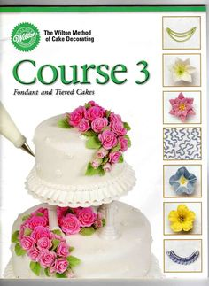 Foto: Easy Cake Decorating, Cake Decorating Courses, Cake Decorating Techniques, Decorating Tools, Baking Tools, Cake Tutorial, Wilton Cakes, Cupcake Cakes, Image Baking