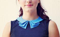 Black and Blue Roxanne dress, via Flickr.