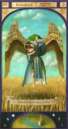 My Guardian Angel ~ Habuhiah ~ the Kabbalah Angel - Protects those born between the and of February. Doreen Virtue, Archangel Zadkiel, Angel Show, Angel Warrior, Oracle Tarot, My Guardian Angel, Black Angels, Angel Cards, Wedding Humor