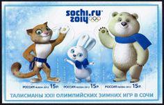 Sochi, Russia Olympic Mascots
