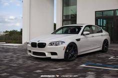 #BMW #F10 #M5 #Sedan